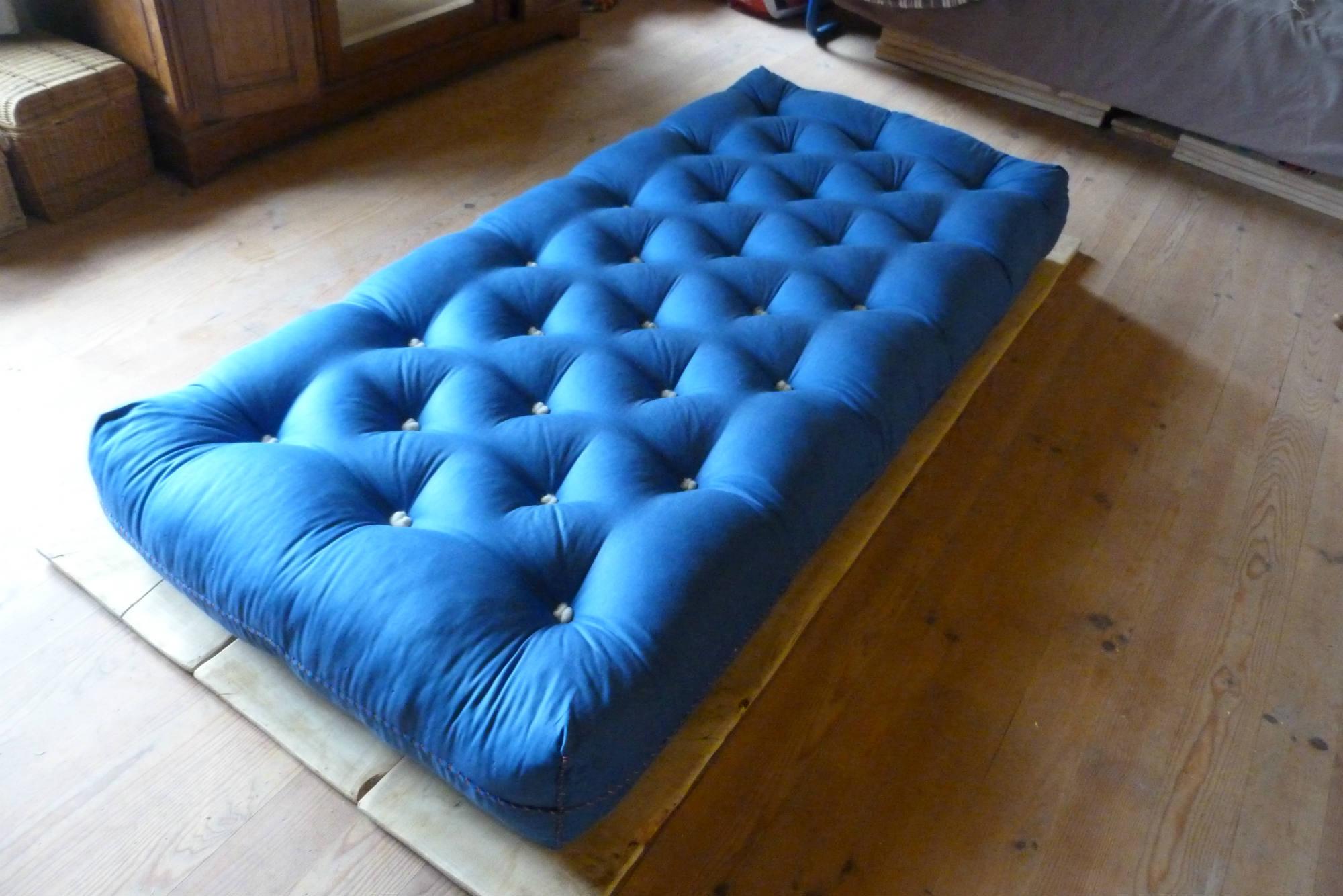 les diff rents matelas toisons et capitons. Black Bedroom Furniture Sets. Home Design Ideas