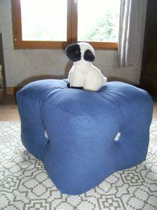 Cubelaine Bleu 40 x 25